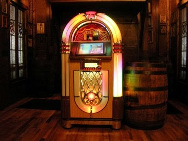 Barlow Amusement Jukebox